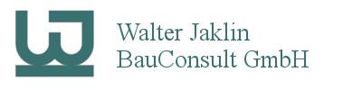 Walter Jaklin BauConsult GmbH